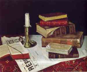 still-life-with-books-and-candle-1890